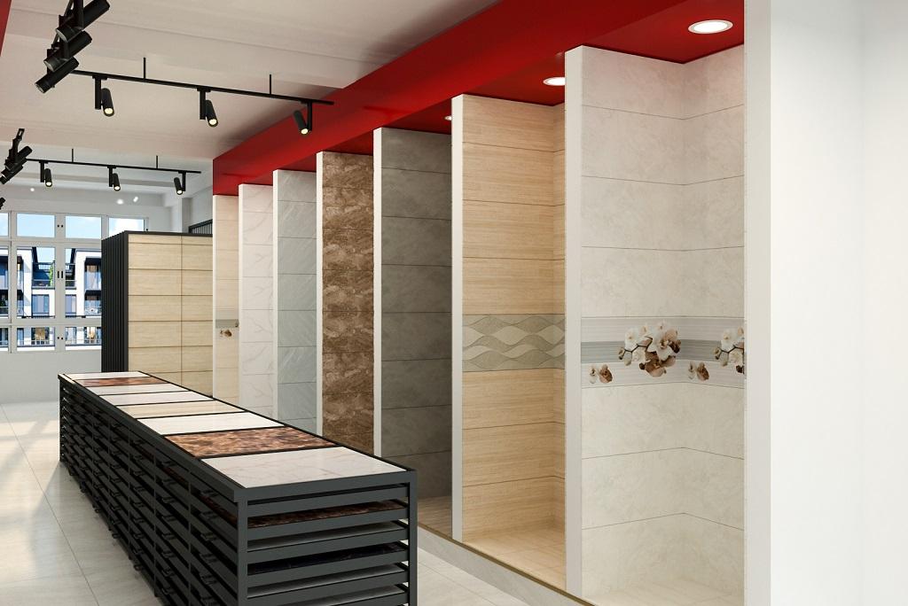 showroom gạch hoàng mai 66 lạc trung