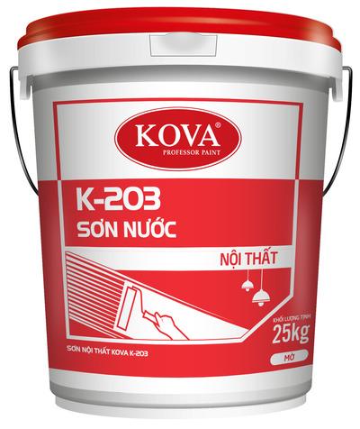 Sơn nước nội thất KOVA K-203
