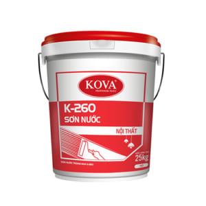 Sơn nước nội thất KOVA K-260