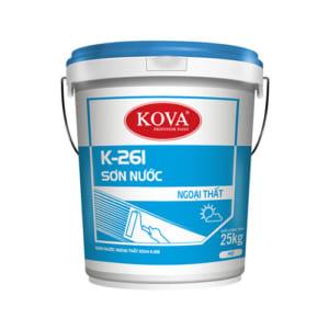 Sơn nước ngoại thất KOVA K-261