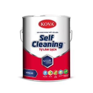 Sơn nước KOVA NANO Self- Cleaning Tự Làm Sạch