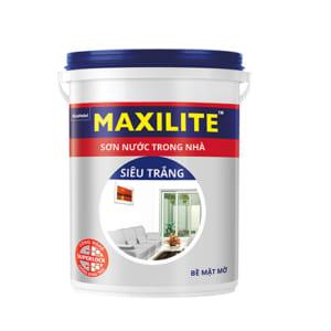 Sơn nước trong nhà MAXILITE siêu trắng