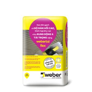Keo dán gạch Webertai flex