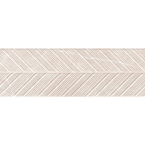 Gạch viền điểm Tây Ban Nha 30x90 Inari Concept Crema Gloss