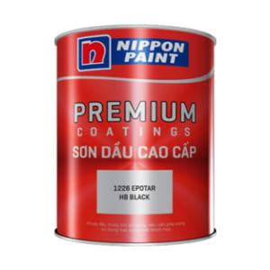 Sơn công nghiệp Nippon 1226 Epotar HB Black