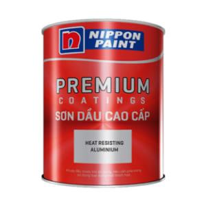 Sơn phủ chịu nhiệt Nippon Heat Resisting Aluminium