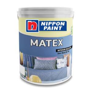 Sơn phủ nội thất Nippon Matex