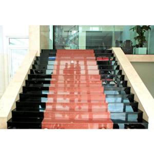 Đá cầu thang Rubi đỏ Ấn Độ