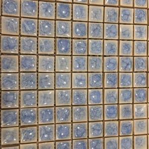 Gạch gốm sứ mosaic Bát Tràng BT-108