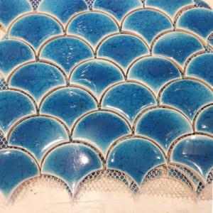 Gạch gốm sứ mosaic Bát Tràng BT-114