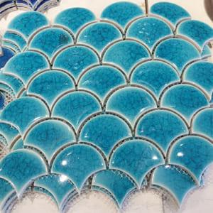Gạch gốm sứ mosaic Bát Tràng BT-116
