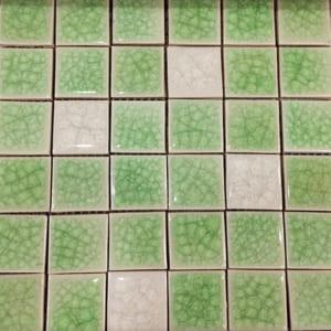 Gạch gốm sứ mosaic Bát Tràng BT-119