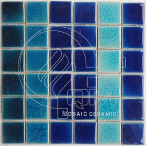Gạch gốm sứ mosaic Bát Tràng BT-121