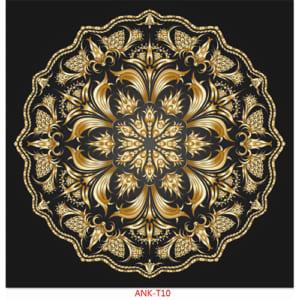 Gạch tranh kính trang trí 3D ANK-T10