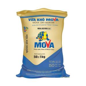 Vữa khô Mova REDYMIX 5,0-MÁC 50#