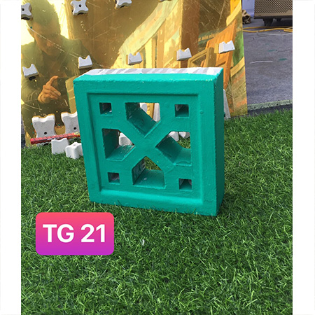 Gạch thông gió TG-21