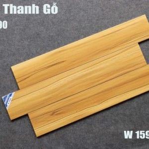 Gạch thẻ vân gỗ CMC 15x90 mã 159004