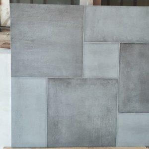 Gạch lát nền 60x60 TASA FUSHITA sân vườn màu ghi 5880