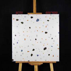 Gạch ốp lát 60x60 giả đá Granito-Terrazzo 6C01