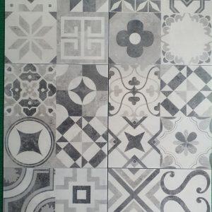 Gạch bông trang trí Trung Quốc HM604