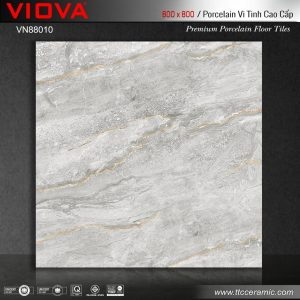 Gạch ốp lát Viova vân đá xanh VN88017